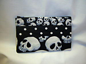 Skulls and polka dots...